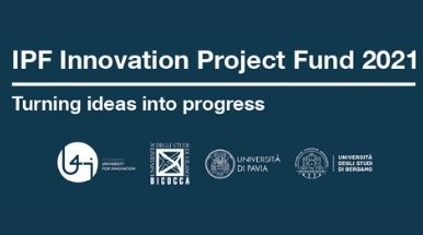 innovation project fund 2021