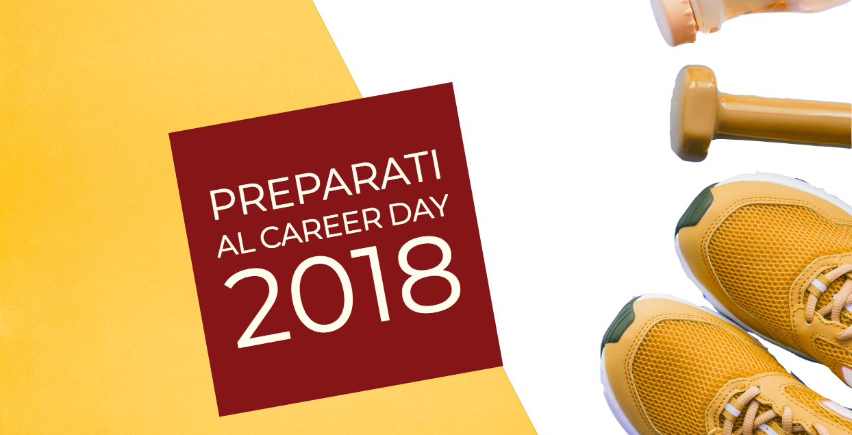 Preparati al Career Day grazie ai nostri JOBlab