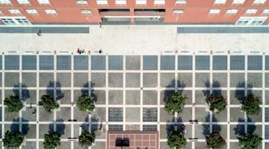 Piazza dell'Ateneo Nuovo