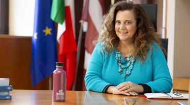 Giovanna Iannantuoni, rettrice Università Milano Bicocca